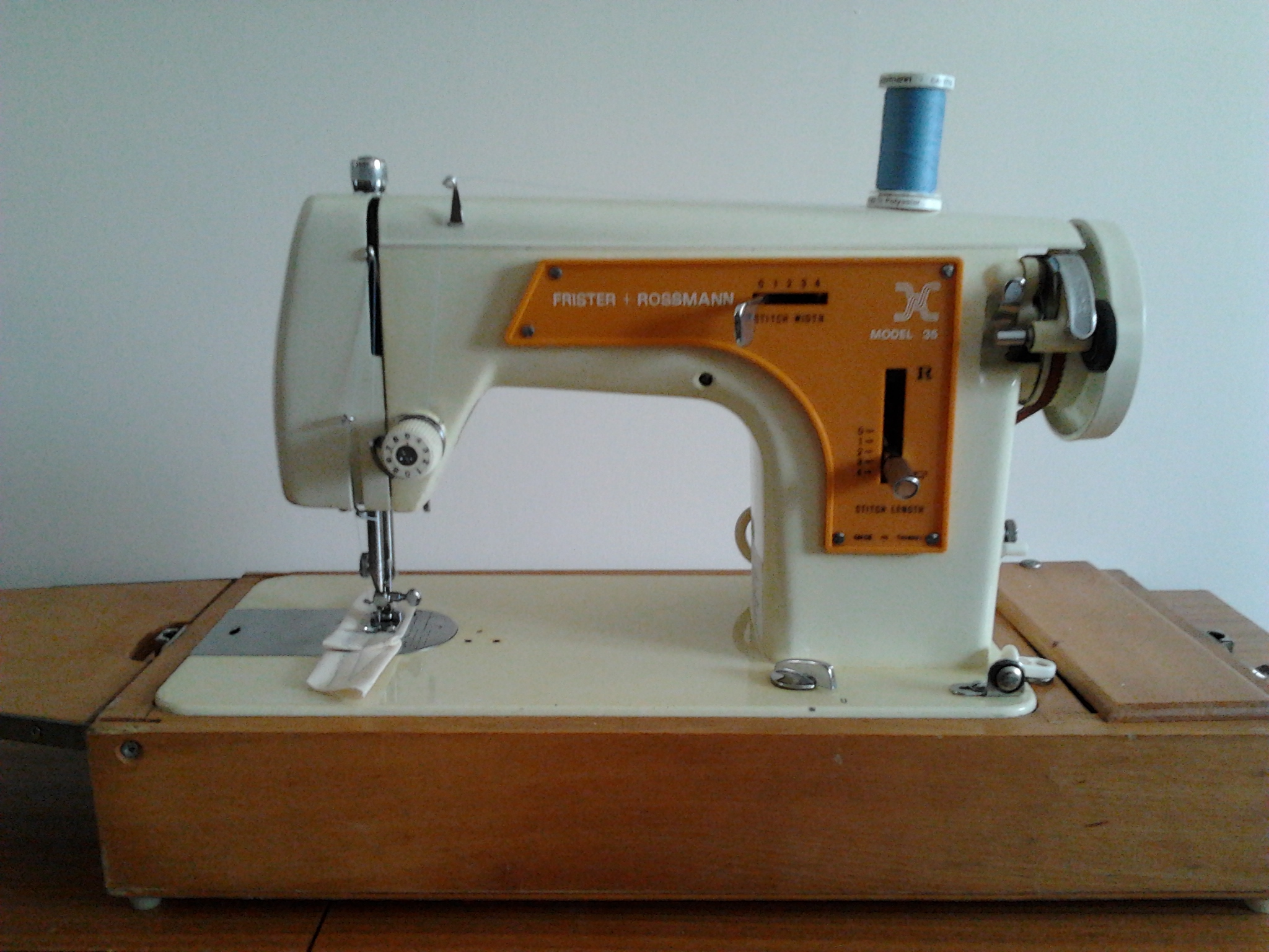 Frister and Rossman 35 Sewing Machine