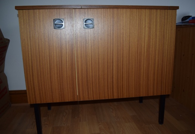 remodeling sewing machine cabinet free arm